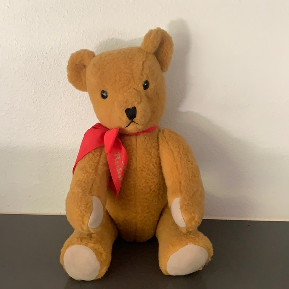 Vintage British Teddy Bear